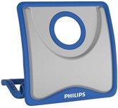 Philips Oplaadbare Bouwlamp Pjh20 Led 230 Volt 2300lm Blauw/grijs