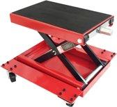 Motorfiets lift motorlift schaarlift motolift bromfiets motor - 500 kg - met wielen