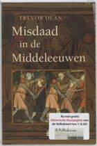 Misdaad In De Middeleeuwen