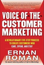 Voice-of-the-Customer Marketing