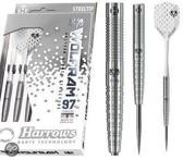 Harrows darts Wolfram 97 procent dart set steeltip 23 gram