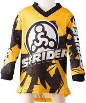 Strider racing Shirt geel 5 jaar