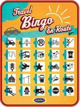 Autobingo reisspel voor kinderen - Travel Bingo - Set van 2 auto bingokaarten