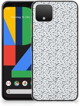 Google Pixel 4 TPU bumper Stripes Dots