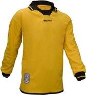 Avento Sportshirt Lange Mouw Junior Geel Maat 152/164