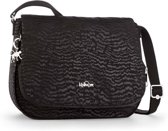 Kipling Earthbeat M - Schoudertas - Black Garden