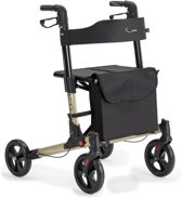 Opvouwbare Rollator MultiMotion Double  - Champagne