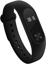 Xiaomi Mi Band 2 - Activity tracker - Zwart met extra lader