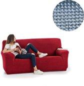Milos meubelhoezen - bankhoes 130-180cm - Licht blauw - Verkrijgbaar in verschillende kleuren!