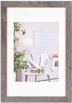 Fotolijst - Henzo - Modern - Fotomaat 20x30 - Donkergrijs