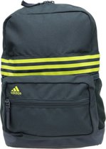 Adidas Sports XS 3 Stripes AY5109, Unisex, Zwart, Rugzak