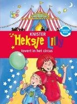 Heksje Lilly - Heksje Lilly omkeerboek circus en eenhoorn