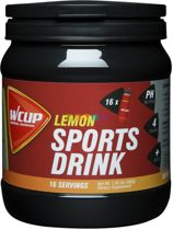 Wcup Sports Drink Lemon 480 Gram
