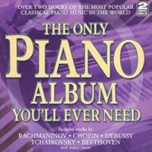 Only Piano Album You'Ll Ever Need