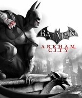 Batman, Arkham City - Xbox 360
