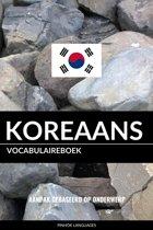 Koreaans vocabulaireboek: Aanpak Gebaseerd Op Onderwerp