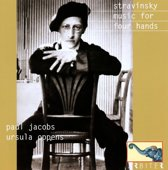 Stravinsky. Music For Four Hands