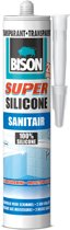 Bison Siliconenkit Super Sanitair - 300 ml