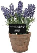 Esschert Design - Kunstplant Lavendel in pot AH010
