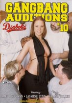 Erotiek - Gangbang Auditions - Vol. 10