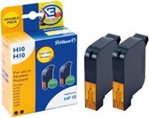 Inkcartridge C6615DE black