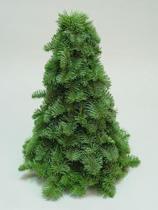 Kerstboom | Echt nobilis groen | 40 cm