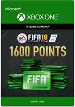 FIFA 18: Ultimate Team -  1.600 Points - Xbox One