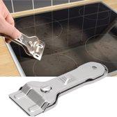 Glasschraper Krabber Voor Keramische / Inductie / Halogeen Kookplaat - Glas Mes Schraper
