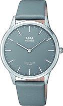 Mooi heren horloge -Grijs S306J322Y
