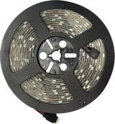 RGB LED Strip - 7,2 watt - 220 lumen - IP65 (waterbestendig) - 12V - Lengte 5m