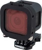 PRO-mounts Scuba Red Filter Hero Session (4, 5) + GRATIS Rugzak