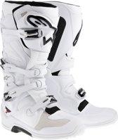 Alpinestars Crosslaarzen Tech 7 White-40.5 (7)