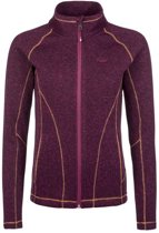 Protest LUCA Fleece Dames - Dark Lava - Maat XS/34