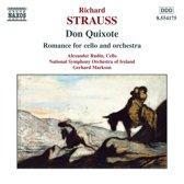 Strauss: Don Quixote.Romance