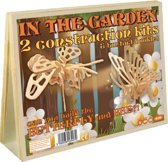Animal Construction Kit - In the Garden Butterfly