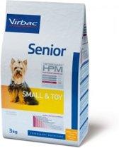 Virbac HPM - Senior Small & Toy Dog - 7 kg