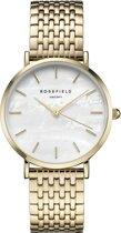 Rosefield Upper East Side Dames Horloge - Goud Ø33mm - UEWG-U21