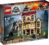 LEGO Jurassic World Indoraptorchaos bij Lockwood Estate - 75930
