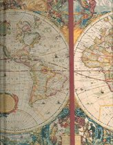 Old World notitieboekje