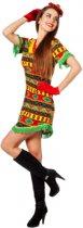 Sexy Mexicaans jurkje 40 (l)