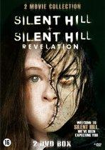 DVD cover van Silent Hill + Silent Hill Revelation