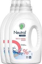 Neutral Vloeibaar Silk And Woolwash 66 Wasbeurten Voordeelverpakking