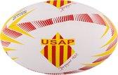 Gilbert Perpignan supporters rugbybal maat 5