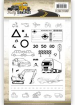Stempel - Amy Design - Daily Transport