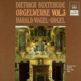 Buxtehude: Complete Organ Works Vol 3 / Harald Vogel
