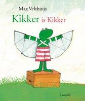 Boek cover Kikker - Kikker is Kikker van Max Velthuijs (Binding Unknown)