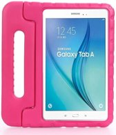 Samsung Galaxy Tab A 10.1 (2016) Kinder Tablethoes met Handvat Roze
