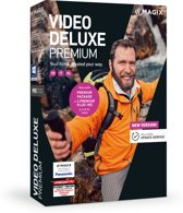 MAGIX Video Deluxe Premium 2019 - Nederlands / Frans / Engels  - Windows Download
