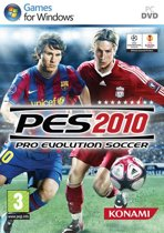 Pro Evolution Soccer 2010 - Windows