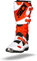 Sidi Crosslaarzen Crossfire 3 White/Orange-40 (EU)